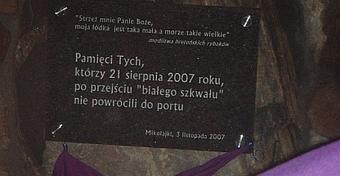III Zaduszki Żeglarskie w Mikołajkach