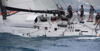 Polscy żeglarze na podium St. Maarten Heineken Regatta