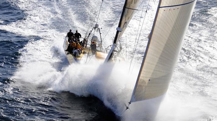 Intensywny regatowy czas w Yacht Club Sopot